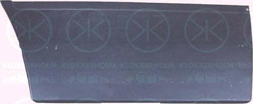 Mercedes-benz Sprinter 1995-2006 Door Plate Rep Pc Small Left Hand