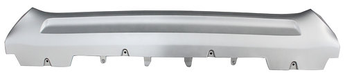 Volvo Xc90 Ii 2014- Estate Front Bumper Lower Centre Moulding Silver
