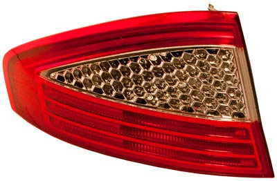 Ford Mondeo Iv 2007-2014 Saloon Rear Light Outer 4 Door Left Hand