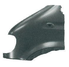 Renault Master Ii 1998-2010 Van Front Wing Left Hand With Hole