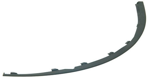 Peugeot 207 2007- Saloon Front Bumper Spoiler Right Hand All Models