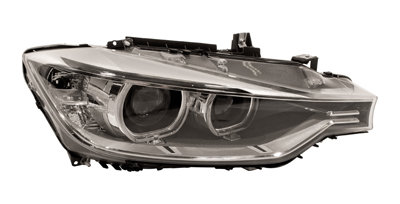 Bmw 3 Series F31 2012-2019 TouringHeadlight Xenon With Led Right Hand