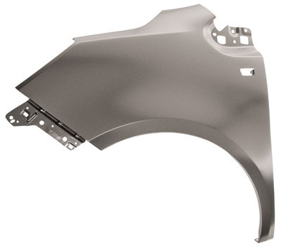Vauxhall Meriva Mk Ii (b) 2010- Mpv Front Wing With Hole Left Hand