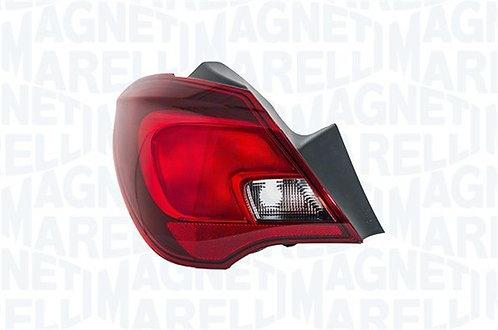 Vauxhall Corsa Mk Iv (e) 2014- Hatchback Rear Light Outer 5 Door Right Hand