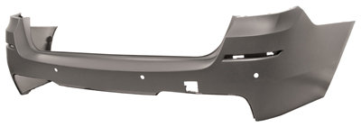 Bmw 5 Series F11 20010-2017 TouringRear Bumper Primed With Pdc Estate