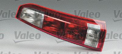 Vauxhall Meriva Mk I (a) 2003-2010 Mpv Combination Rearlight