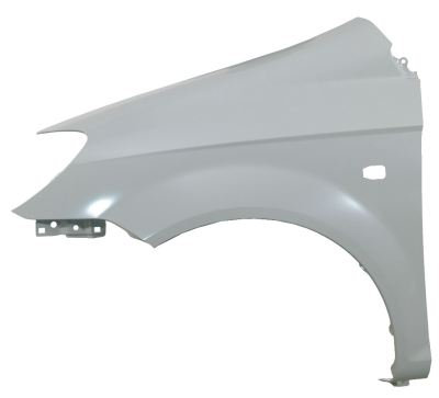 Hyundai Getz 2002-2010 Hatchback Front Wing With Hole Left Hand