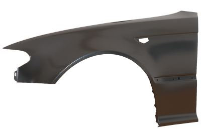 Bmw 3 Series E46 1999-2007 Convertible Front Wing With Hole Left Hand 03>05