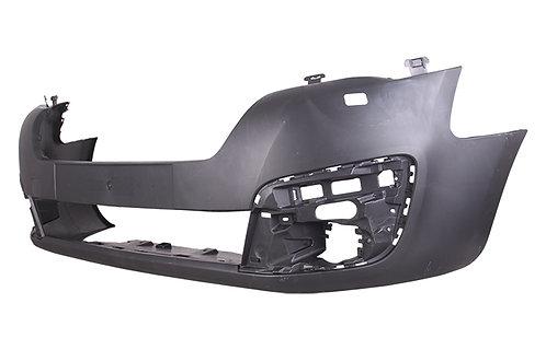 Citroen Berlingo 2011-2018 BoxFront Bumper Black With Headlight Wash