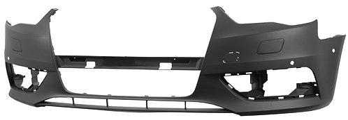 Audi A3 2013- HatchbackFront Bumper Primed With Apa With Pdc