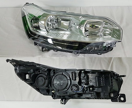 Citroen C5 Iii 2008- Saloon Headlight Right Hand