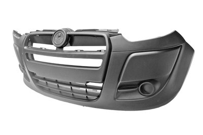 Fiat Doblo 2010- Platform/chassisFront Bumper Black