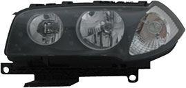 Bmw X3 E83 2003-2010 MpvHeadlight Elec Left Hand Inc Motor
