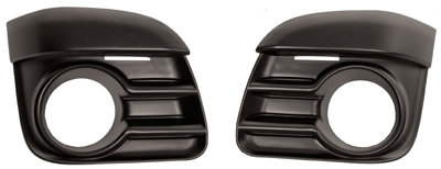Citroen C2 2003- Hatchback Fog Lamp Cover Kit