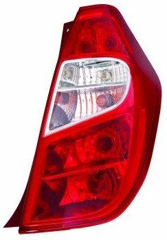 Hyundai I10 2007-2013 Hatchback Rear Light Left Hand