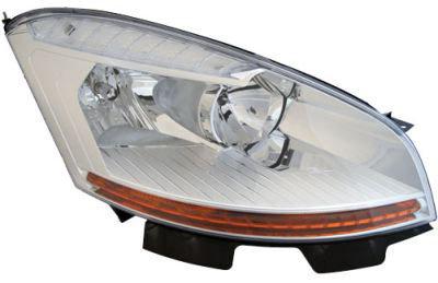 Citroen C4 Picasso I 2006-2013 Mpv Headlight Right Hand Inc Mtr