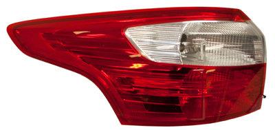 Ford Focus Iii 2012-2018 Estate Rear Light Estate Led Left Hand