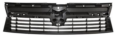 Dacia Duster 2010- Mpv Front Grille Black (13>14)