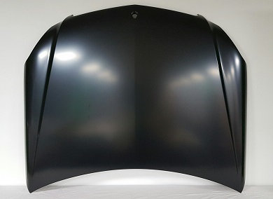Mercedes-benz C-class 2007-2014 Estate Bonnet Alluminium