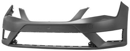Seat Leon 2013- ScFront Bumper Primed Fr Model