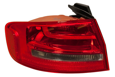 Audi A4 2008-2015 Saloon Rear Light Left Hand
