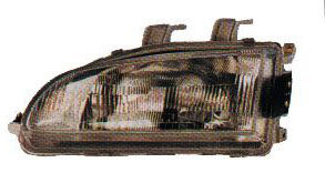 Honda Civic Mk Iv 1993-1996 CoupeHeadlight Manual Right Hand 3 Door / 4 Door