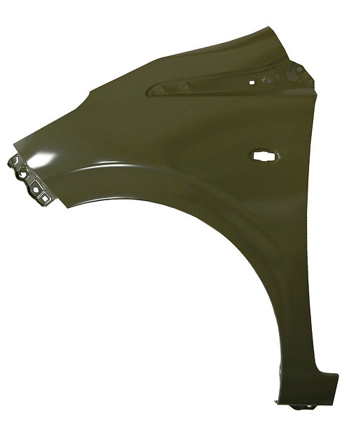 Peugeot 108 2014- Hatchback Front Wing With Side Repeater Hole Left Hand
