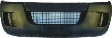 Iveco Daily Iv 2006-2011 Platform/chassisFront Bumper Black Textured
