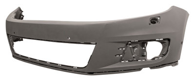 Vw Tiguan 2007-2016 MpvFront Bumper Primed With Pdc / With Wash