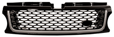 Land Rover Range Rover Mk Iii 2002-2012 Mpv Front Grille Black