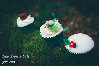 Woodland Cupcakes New Forest