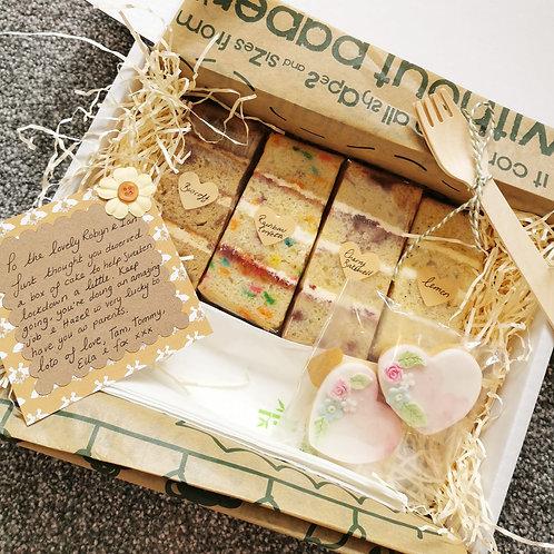 Vegan Cake & Biscuit Gift Box
