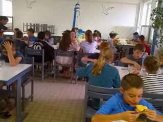 Classe découverte CM: Classe de voile à Valras (3)
