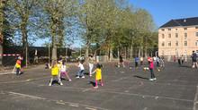 Le « Hand-Ball » à l'honneur à l'école SJB