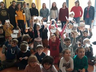 Sortie des GS au lycée Vaxergues