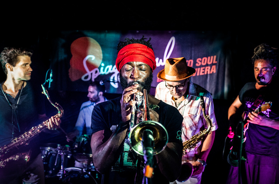Soul Brass Band and Friends - Spiagge Soul Festival 2018-