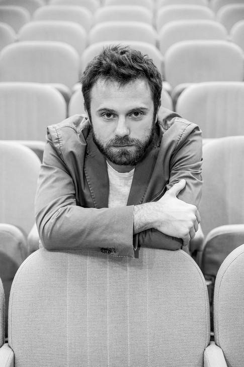 Paolo Giordano per Scrittura festival 2018