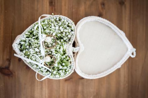 Details: Wedding Rinds