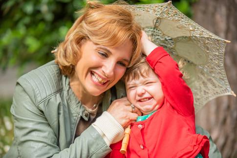 Elena & la piccola Laura
