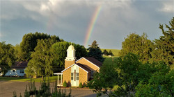 Selbu Pic LACEY Rainbow over Selbu May 1