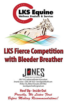 LKS Fierce Competition with Bleeder Breather
