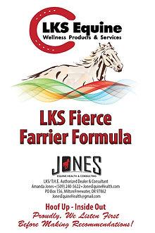 LKS Fierce Farrier Formula