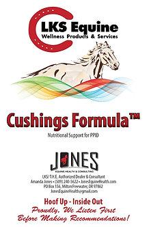 Cushings Formula