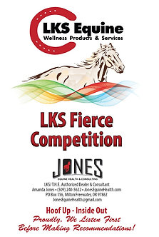LKS Fierce Competition