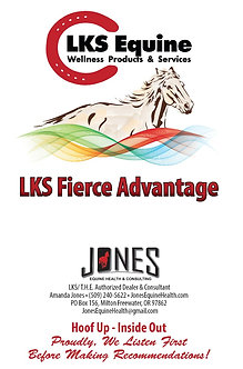 LKS Fierce Advantage