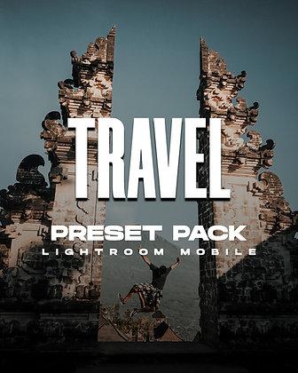 John Travel Mobile Presets