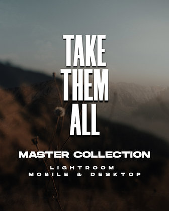 Take them all (Master Collection)