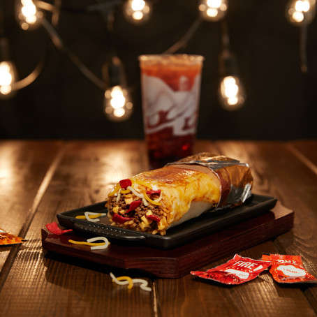 These Items are Testing at Taco Bell Through December