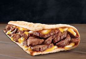Taco Bell Triple Steak Stack 2015