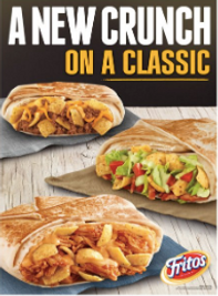 Taco Bell Crunchwrap Sliers 2016